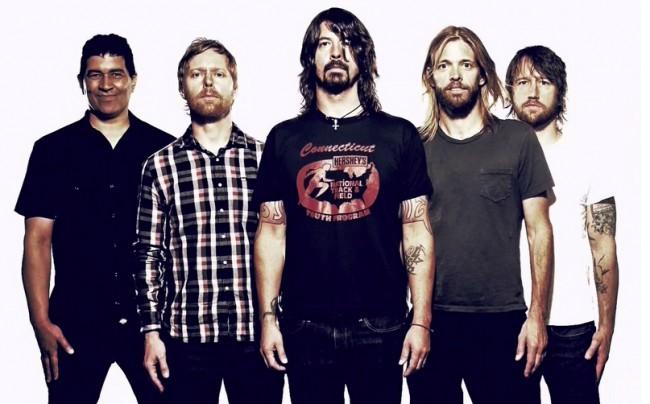 Foo Fighters是目前由歌迷發起募資的最成功案例。