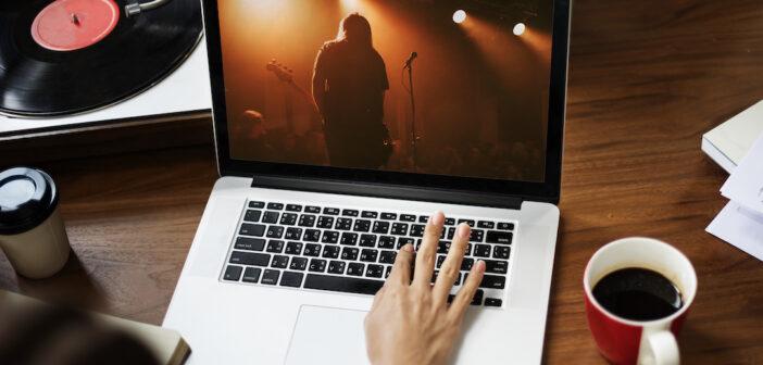疫情加速的板塊移動:線上直播演唱會將是全新娛樂形式?